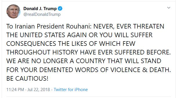 Tweet Trump Rouhani.png